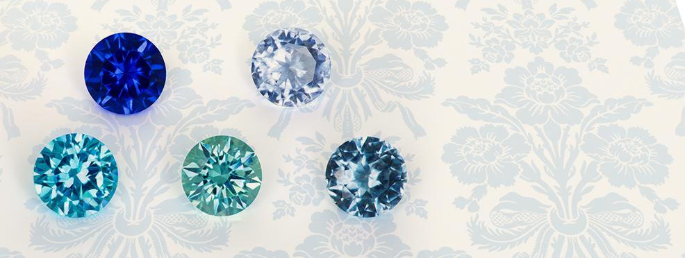 Gemstones Slider